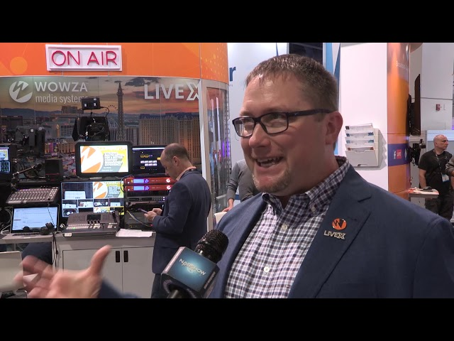 Wowza Media Systems: #NABShow Video Interview