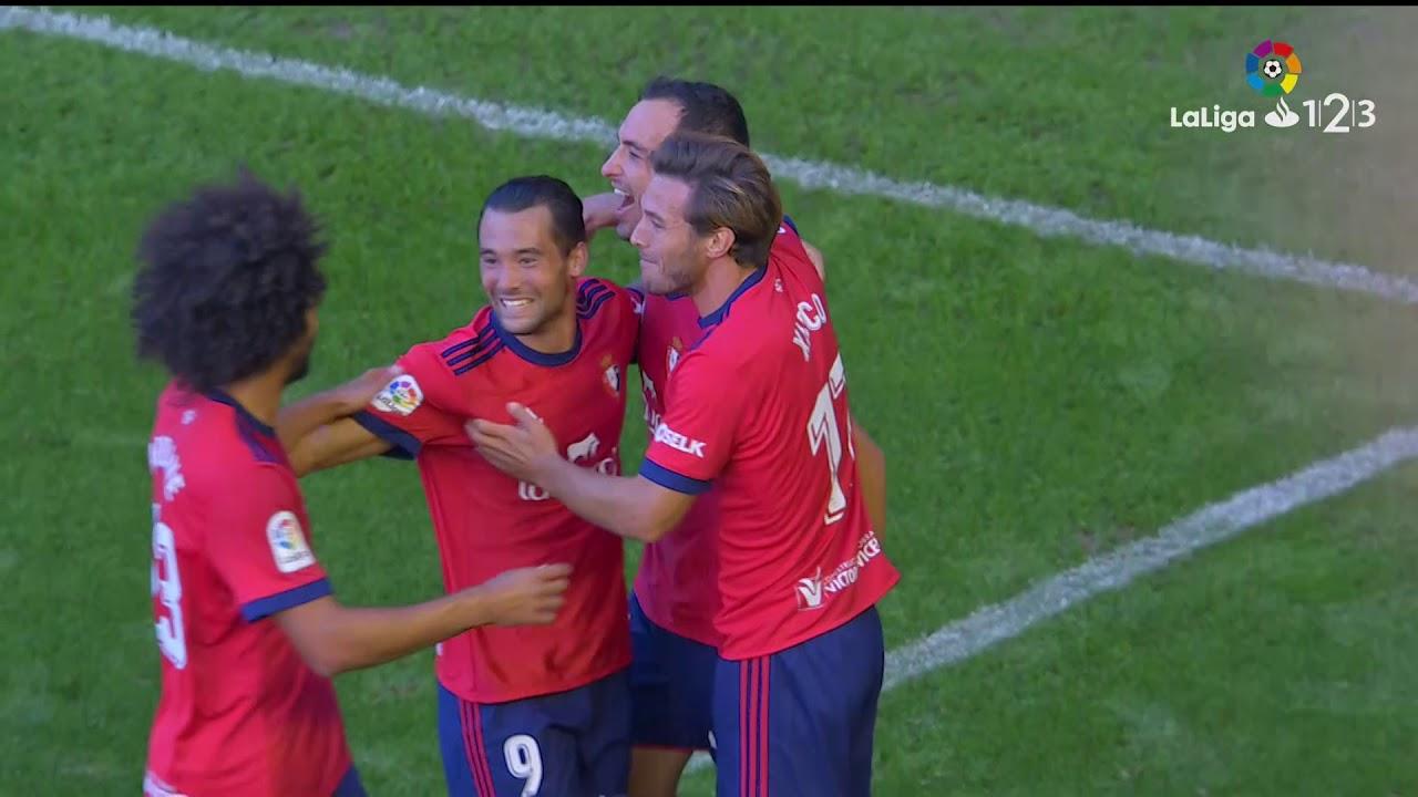 Osasuna 1-1 SD Huesca