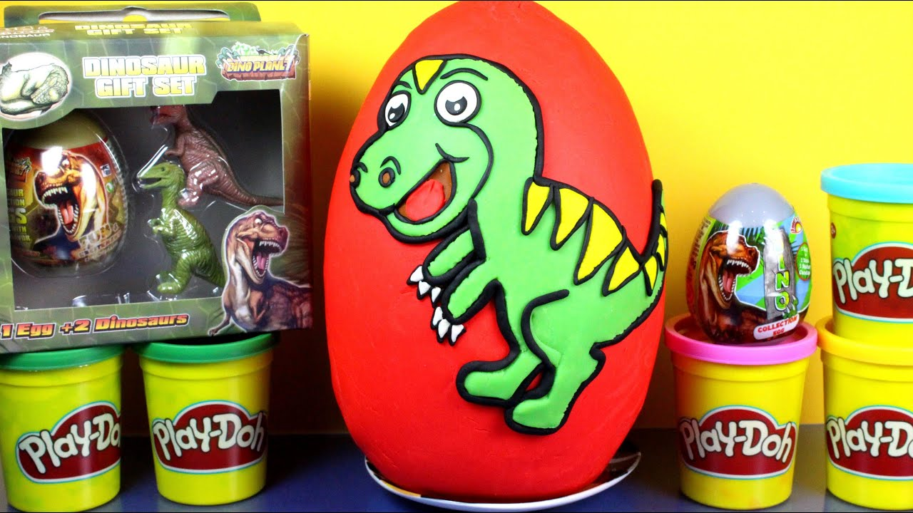 giocattoli uovo dinosauro