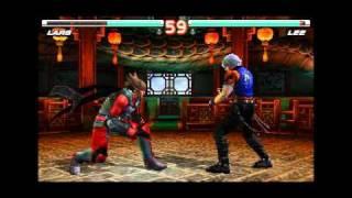 Tekken 3D: Prime Edition - 60 FPS Gameplay!