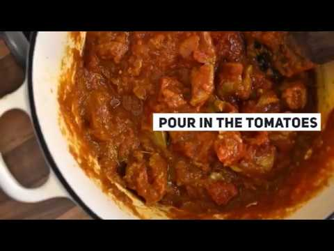 Leftover Lamb Curry Youtube