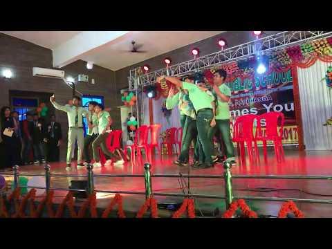 Funny Musical Drama Performed by class 10 students of DELHI PUBLIC SCHOOL,KADIRABAD DARBHANGA.