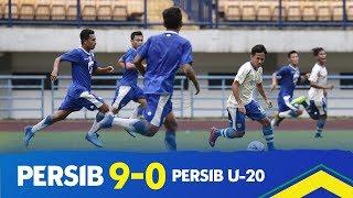 Download Video [Highlight] PERSIB (9) vs (0) PERSIB U-20 | UJI TANDING 2019 MP3 3GP MP4