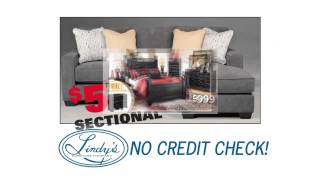 Lindy's Furniture Of Hickory No Credit Check Financing!