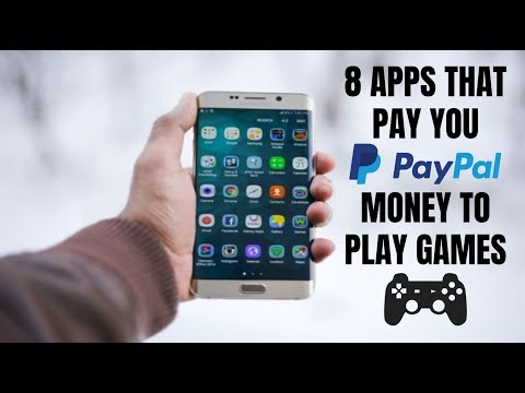 8 Apps That Pay You PayPal Money to Play Games 2019 - Self