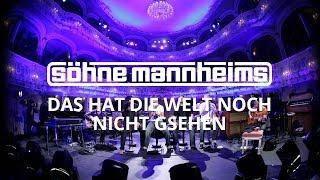 Söhne Mannheims - Das hat die Welt noch nicht gesehen [Official Video] thumbnail