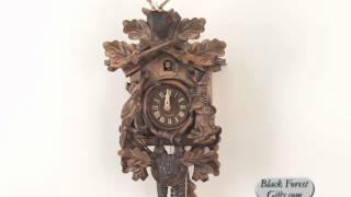 400-1-17bf Cuckoo Clock
