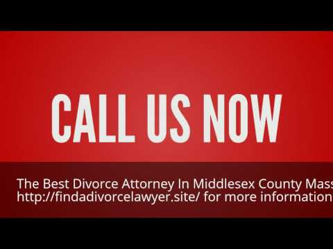Find the Best Divorce Attorney in Middlesex County Massachusetts 844-899-1006
