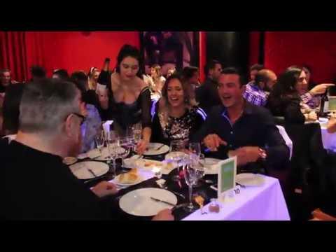 5cd5d56da The Lingerie Restaurant - Porto   2018 - YouTube