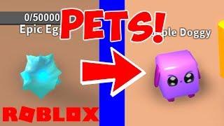HUGE Roblox Mining Simulator Update! PETS, New Tools, Ore, AND EGGS! Roblox Mining SImulator