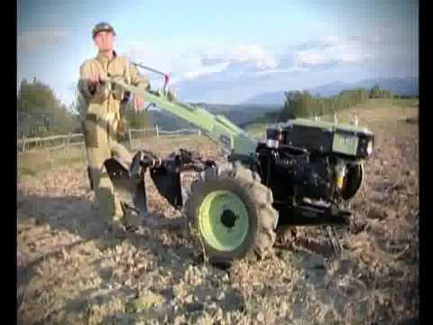 Мотоблок и мини тракторы: Минский тракторный завод