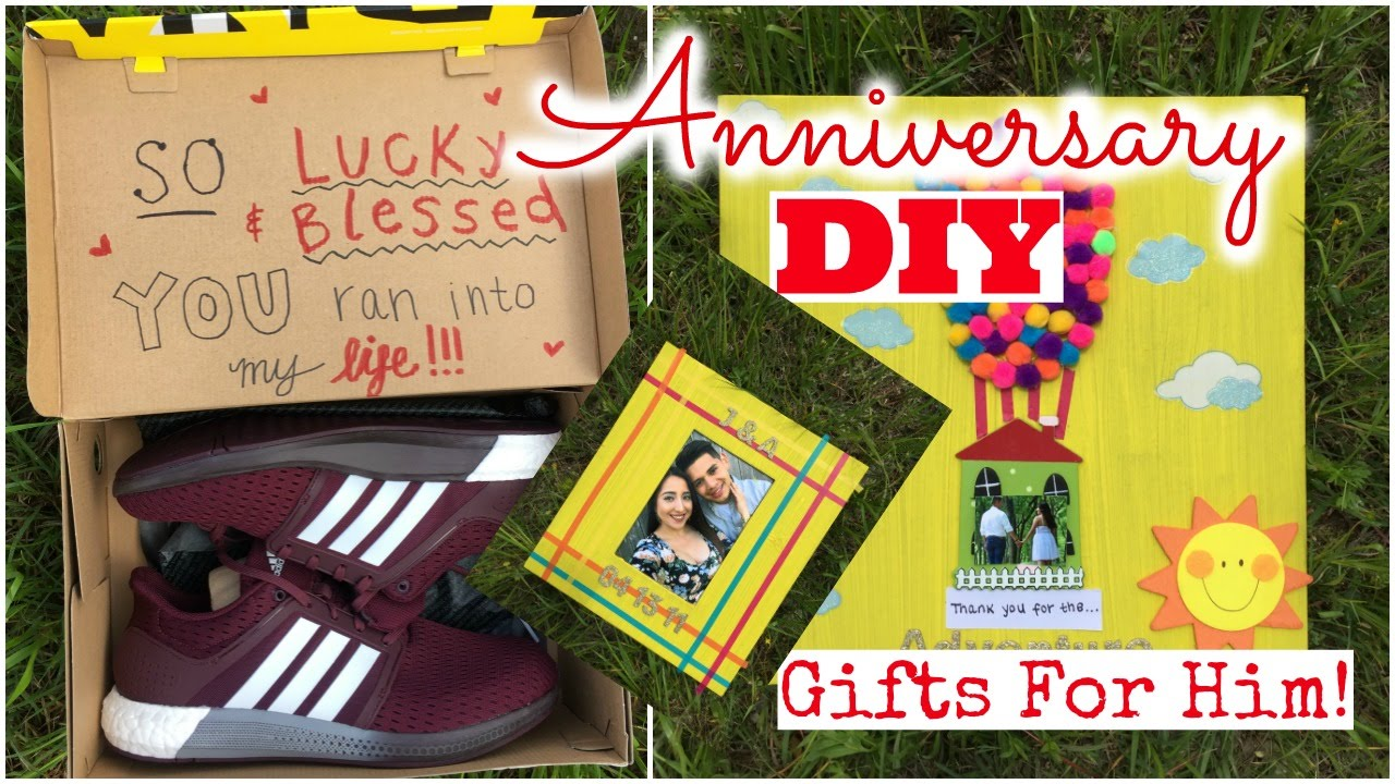 Anniversary Diy Gifts Ideas 2016 Youtube