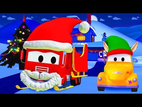 Tomova Autolakovna: Frank je Santa Claus/ Animák pro děti o autech Vánoce SPECIAL