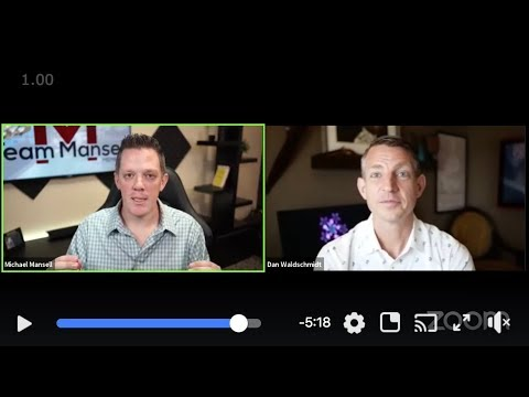 Interview w/Millionaire, Dan Waldschmidt - earn money online