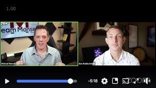 Interview w/Millionaire, Dan Waldschmidt - earn money online