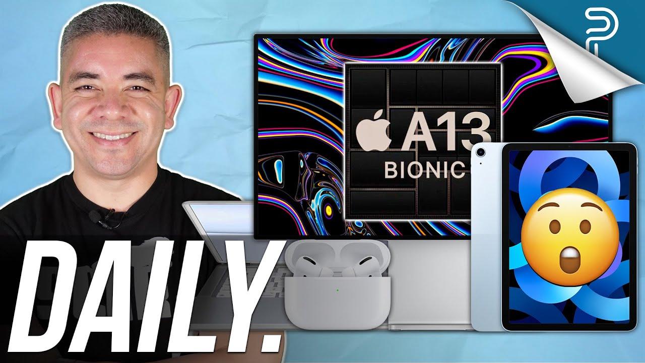 New Apple Leaks: eGPU Display, MacBook Air Updates, iPad Mini & more!