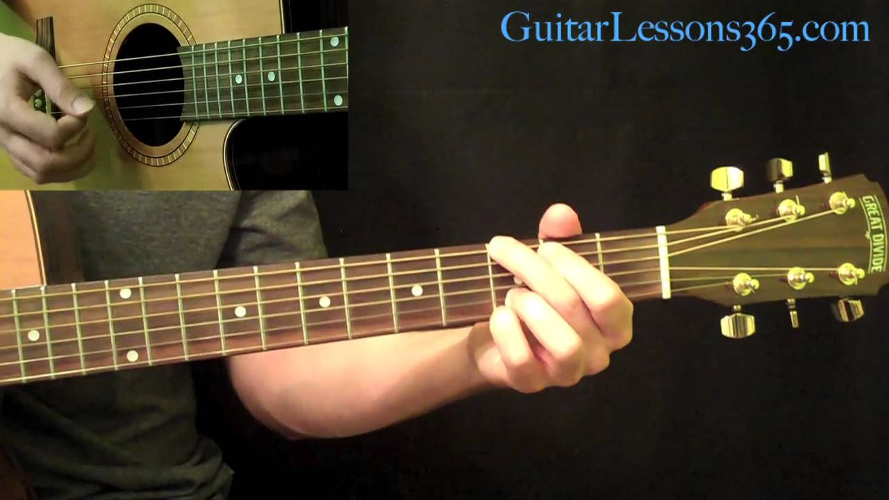 Wanted Dead Or Alive Guitar Lesson Pt1 Bon Jovi Intro All