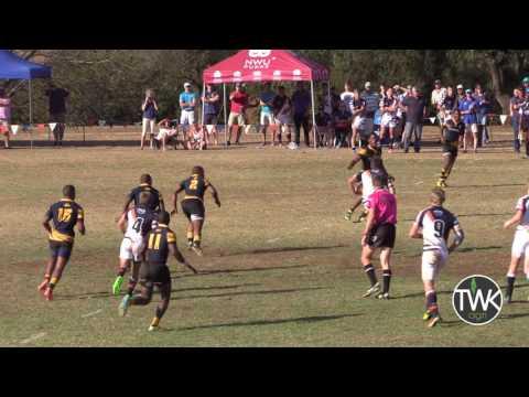 Pionier 7's Rugby - DHS vs Pionier 27-08-16