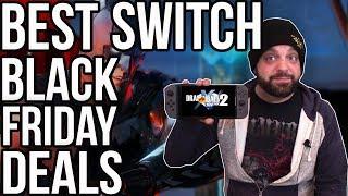 Nintendo Switch BEST Black Friday Game Deals! | RGT 85