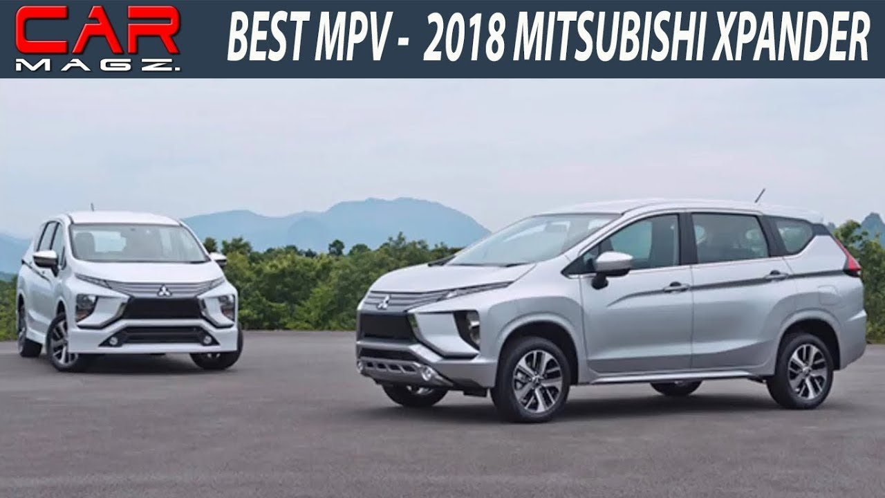 2018 Mitsubishi Xpander Price Review And Specs Youtube