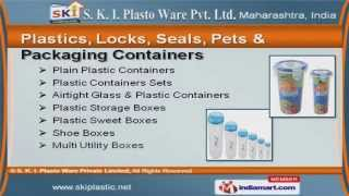 Plastic Products by S. K. I. Plasto Ware Private Limited, Mumbai