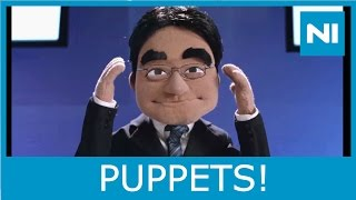 every amazing puppet section in e3 2015 s nintendo digital event