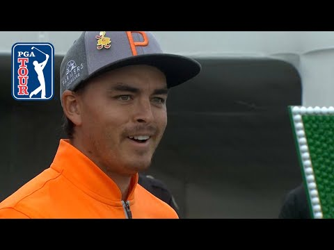 Rickie Fowler highlights | Round 4 | Waste Management 2019