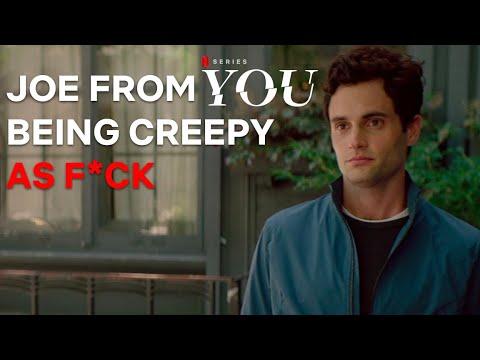 Joe From You Is Too Creepy | Netflix