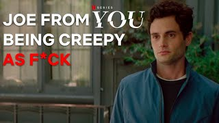 Joe From You Is Too Creepy | Netflix