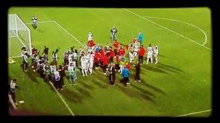 Sfarsit de meci Astra Giurgiu - Dinamo 4-2 p2