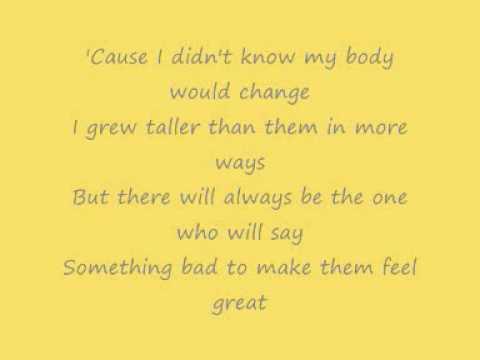 Sugababes - Ugly - With Lyrics