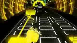 Audiosurf : Thunderball - Bonzai - Channel One