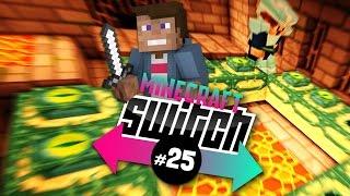 WIR KÖNNEN INS END | Minecraft SWITCH #25 | Dner