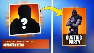 "VOICI THE SECRET OF THE FREE SKIN ""THE TRAQUE"" 😱 FORTNITE Battle Royale"