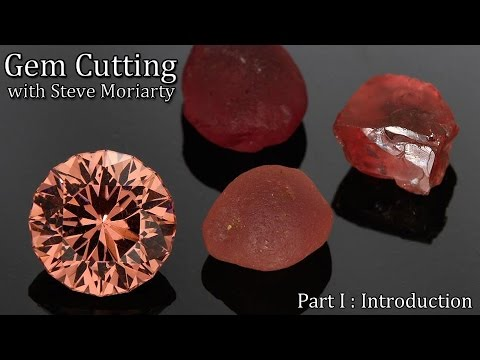 How to Cut & Polish Gemstones: Introductory Lesson