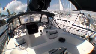 For Sale! 1996 37' Hunter 376 Sailboat
