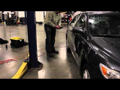 TPMS Reasoning - Toyota Camry