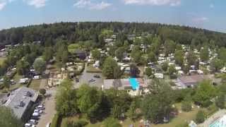 DJI Phantom- Flug über Freibad Wellenbad Schellbro