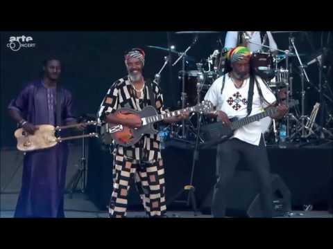 Tyken Jah Fakoly - Brigadier Sabari - Alpha Blondy Cover (Live At Paléo 2016) By C.F.R