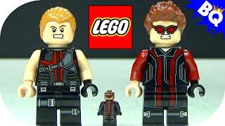 LEGO Hawkeye Avengers Minifigure Collection - BrickQueen