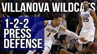 Villanova 1-2-2 Press Defense