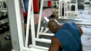 Heavy Duty Push/Pull rows and dips - www.drivefitness.ca