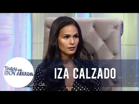 TWBA: Iza reveals the real reason why she didn't throw the bouquet
