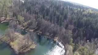 Усадьба Середниково - пруд(Усадьба Середниково - пруд., 2015-05-03T20:24:48.000Z)