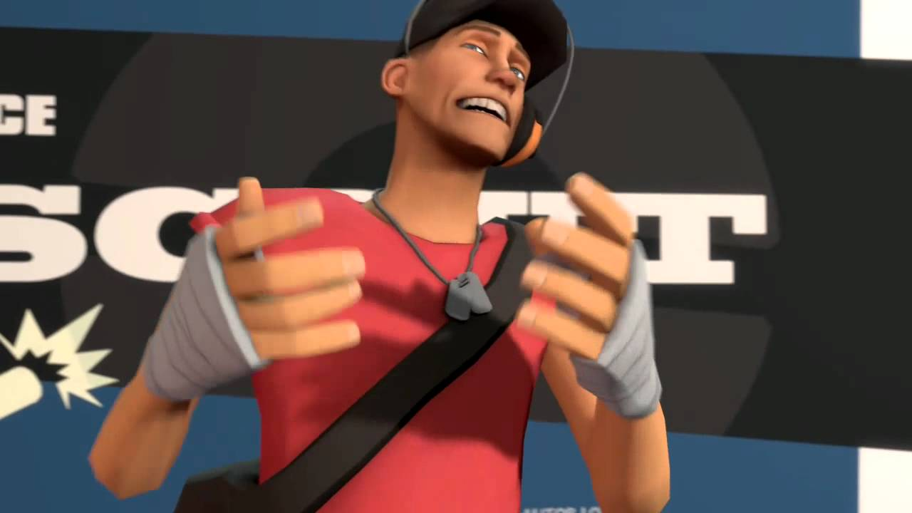 tf2 meet the scout outtakes of big