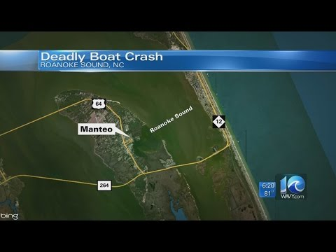 Joe Fisher On Deadly Boat Crash In Manteo, N.C.