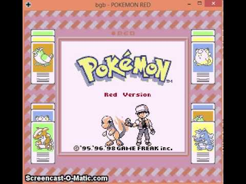 how to delete pokemon red save file