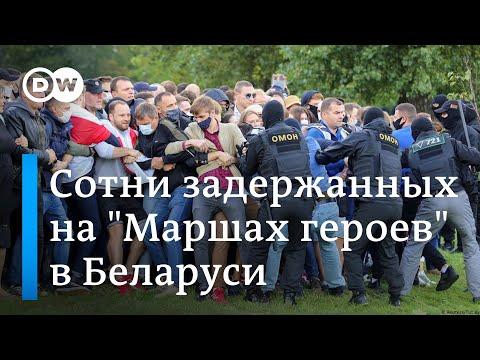 Белорусы против силовиков: