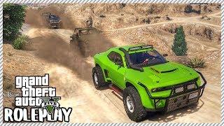 GTA 5 Roleplay - Offroading $1.6M Dodge Challenger Raid | RedlineRP #50
