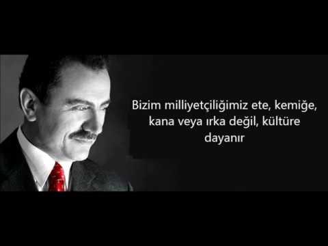 Şehit Muhsin Yazıcıoğlu Sözleri